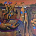 David Duarte músicos 1.31×0.93cms 2,006