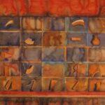 Jorge Félix Abstracto 2 1,990 63X49 Cms Acuarela