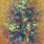Pedro Almanza Abstracto 1.40X1.70