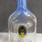 KB7080018 Botella Connie And Clyde Ancho 18 Alto 25 Cms
