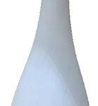 KB7089808 Botella Naturalis Blanco Ancho 8 Alto 25 Cms